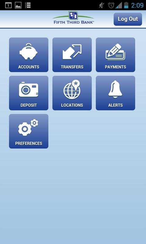 Fifth Third Mobile Banking - screenshot