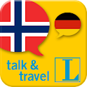 Norwegisch talk&travel logo