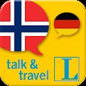 Norwegisch talk&travel logo