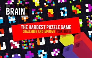 Screenshot of Brainsquare the hardest puzzle