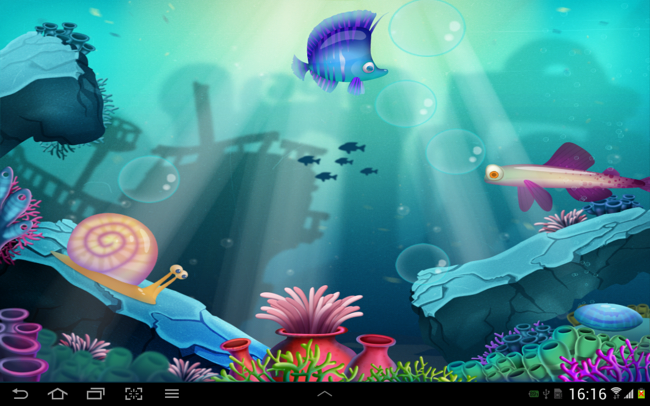 Jolly Aquarium Android Apps On Google Play