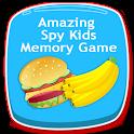 Amazing SpyKids Memory Game