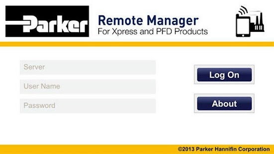 Parker Remote Manager- screenshot thumbnail