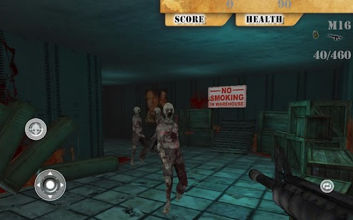 TOXIN Zombie Annihilation - screenshot thumbnail