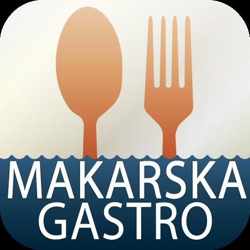 Android aplikacija Makarska Riviera Gastro