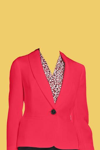 Woman Jacket Photo Suit