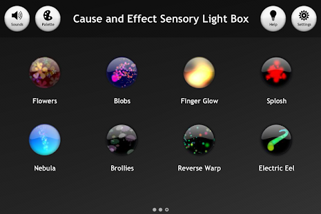Cause & Effect  Light Box - screenshot thumbnail