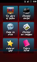 Screenshot of Mundo Chiste