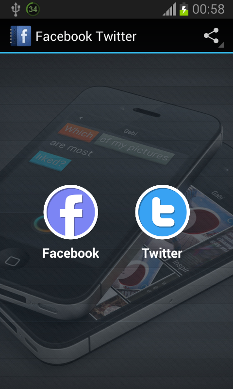 Social Networks Login | Free - screenshot