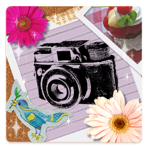Let's decorate on your photo♪ download