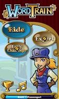 Screenshot of Word Train