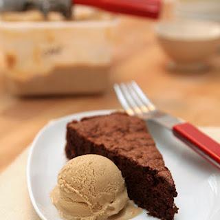 Chocolate Buckwheat Cake.