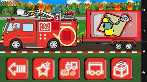 Baby Fire Engine