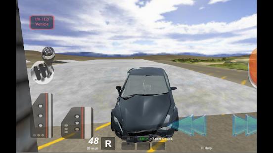 Stunt Car Driving 3D - screenshot thumbnail