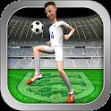 England Football Juggler icon