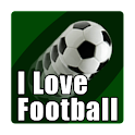 I Love Football logo
