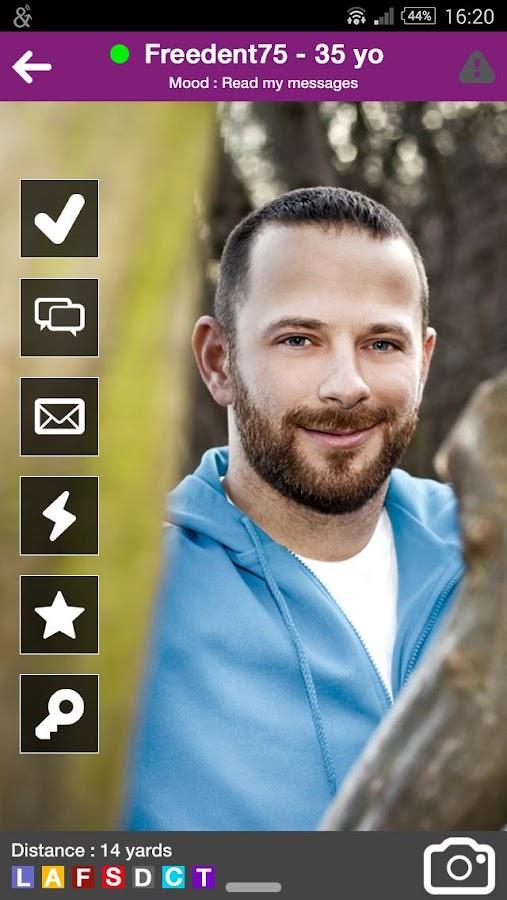 Gayvox - Gay Lesbian Bi Dating - screenshot