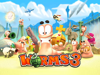 Worms 3 Screenshot 7
