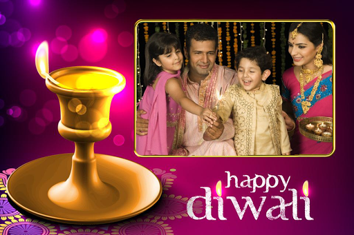 Diwali Holiday Photo Frames