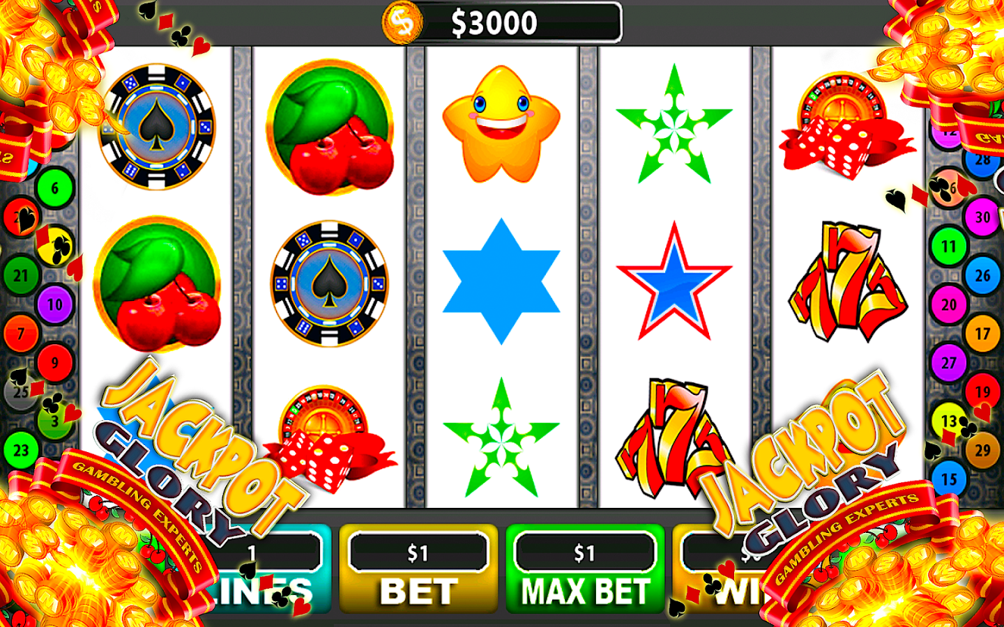 free play online slots power star
