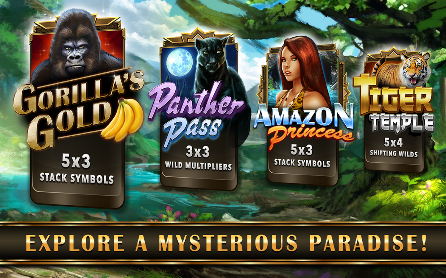 play free casino super gorilla slots for free
