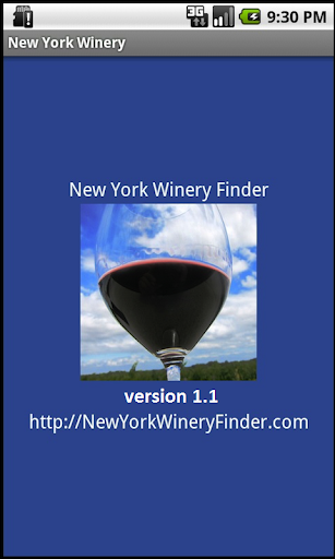 New York Winery Finder: Phones