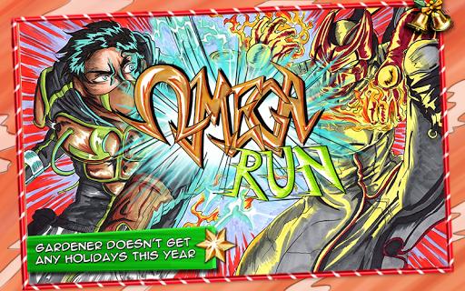 Omega Run - Amazing Superhero