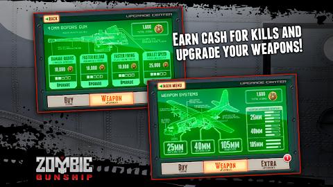 Zombie Gunship Screenshot 3