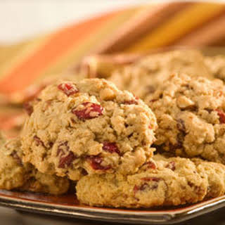 Oatmeal Cranberry Cookies.
