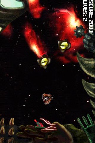 Gravity Fights FREE 1 level- screenshot