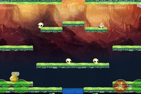 Spiteful Pacman : Evolution