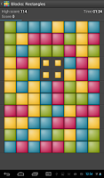 Screenshot of Blocks: Rectangles