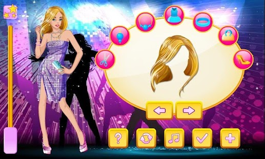 Exclusive Party Dress Up - screenshot thumbnail