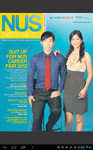 NUS Career Fair