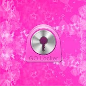 GO Locker Theme Pink Cute Star