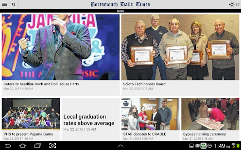 Portsmouth Daily Times- screenshot thumbnail