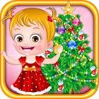 Baby Hazel Christmas Time icon