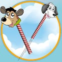 Hunde springen für Babys icon