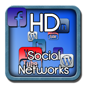 Social Network LWP HD FULL