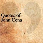 Quotes of John Cena