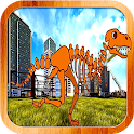 DINOSAUR SKELETON PUZZLE icon