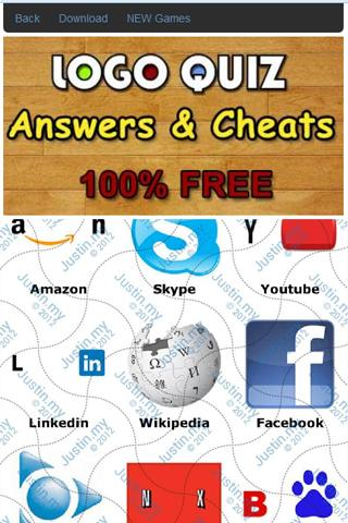 Logo Quiz Cheats & Answers ALL - Android Apps on Google Play