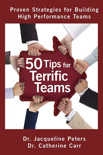 50 Tips for Terrific Teams  cover