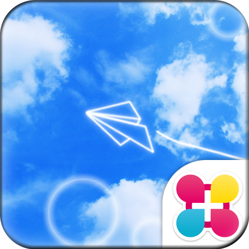 Sky wallpaper Paper Airplanes Icon