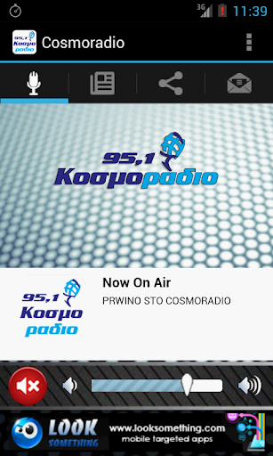 Cosmoradio 95.1