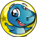 Dino Bubble Shooter 2 Offline icon