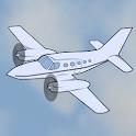 Pilot Log Pro logo