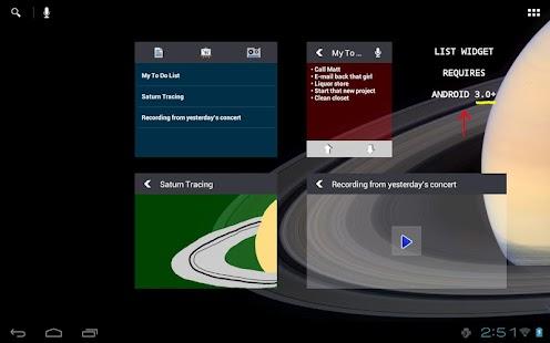 Widget Notes - Whiteboard Pro - screenshot thumbnail