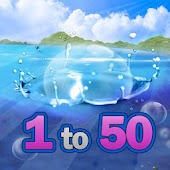 1 To 50 Water Drop