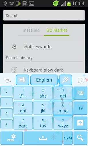 【免費個人化App】冬季鍵盤假日-APP點子